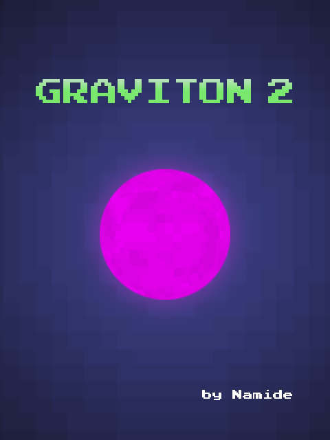 Graviton 2, a Web/Android puzzle game